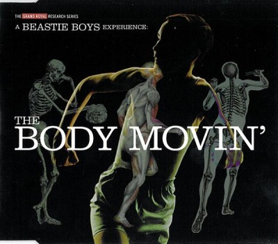 Beastie Boys – Body Movin' (UK CDS) (1998) (FLAC + 320 kbps)