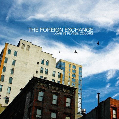 The Foreign Exchange – Love In Flying Colors (CD) (2013) (FLAC + 320 kbps)