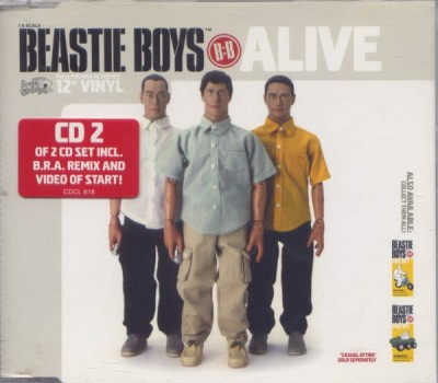 Beastie Boys – Alive (CD 2 of 2 CD set) (1999) (FLAC + 320 kbps)