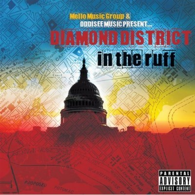 Diamond District – In The Ruff (CD) (2009) (FLAC + 320 kbps)