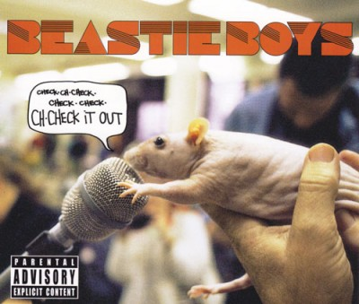 Beastie Boys – Ch-Check It Out (Japan CDS) (2004) (FLAC + 320 kbps)