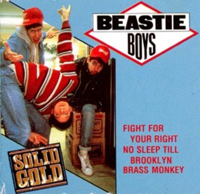 Beastie Boys – Fight For Your Right / No Sleep Till Brooklyn / Brass Monkey (CDS) (1989) (FLAC + 320 kbps)