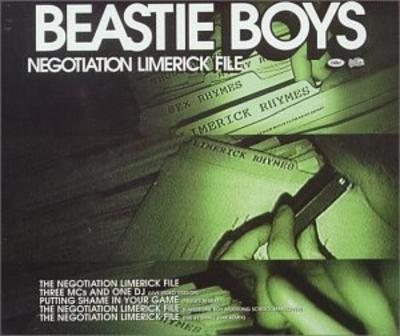 Beastie Boys – Negotiation Limerick File (CDS) (1999) (FLAC + 320 kbps)