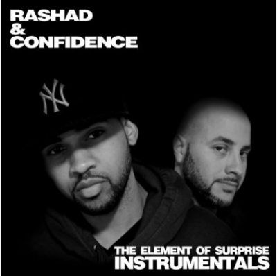 Rashad & Confidence – The Element Of Surprise (Instrumentals) (CD) (2013) (FLAC + 320 kbps)