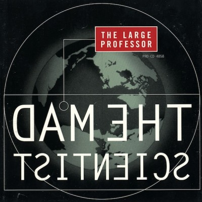 Large Professor – The Mad Scientist (Promo CDS) (1996) (FLAC + 320 kbps)