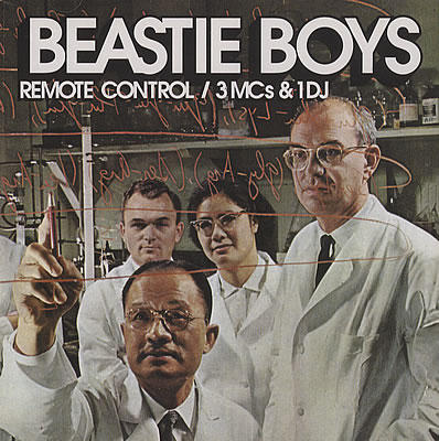 Beastie Boys – Remote Control / 3 MCs & 1 DJ (CD1 of a 2 part set) (1999) (FLAC + 320 kbps)