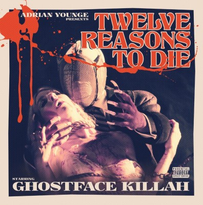 Ghostface Killah & Adrian Younge – Twelve Reasons To Die (Deluxe Edition) (2xCD) (2013) (FLAC + 320 kbps)