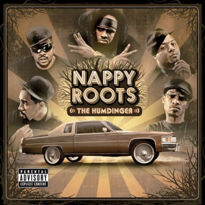 Nappy Roots – The Humdinger (CD) (2008) (FLAC + 320 kbps)