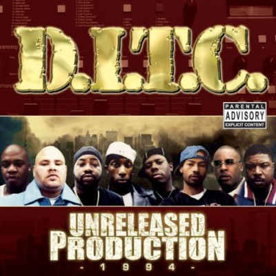 D.I.T.C. – Unreleased Production 1994 (CD) (2008) (FLAC + 320 kbps)