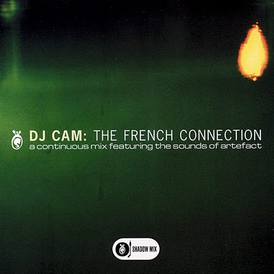 DJ Cam – The French Connection (CD) (2000) (FLAC + 320 kbps)