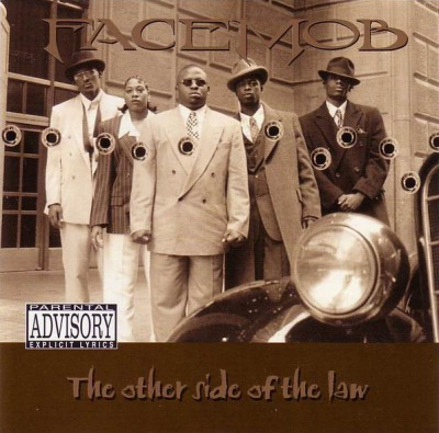 Facemob – The Other Side Of The Law (CD) (1996) (FLAC + 320 kbps)