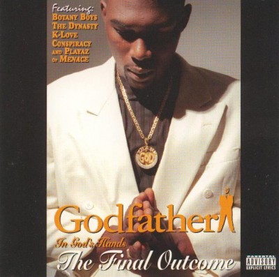 Godfather – The Final Outcome: In God's Hands (CD) (1997) (FLAC + 320 kbps)