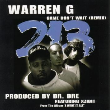 Warren G & 213 – Game Don't Wait (Remix) (CDS) (1999) (FLAC + 320 kbps)