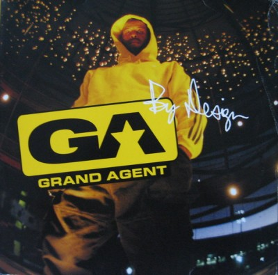 Grand Agent – By Design (CD) (2001) (FLAC + 320 kbps)
