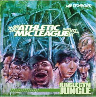 Athletic Mic League – Jungle Gym Jungle (CD) (2004) (FLAC + 320 kbps)