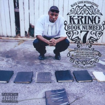 K-Rino – Book Number 7 (CD) (2007) (FLAC + 320 kbps)