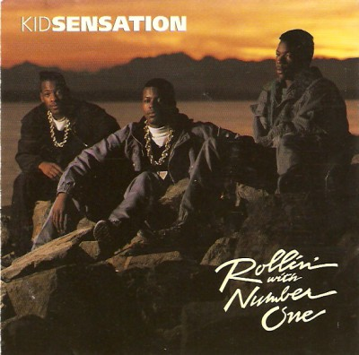 Kid Sensation – Rollin' With Number One (CD) (1990) (FLAC + 320 kbps)