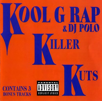 Kool G Rap & DJ Polo – Killer Kuts (CD) (1995) (FLAC + 320 kbps)