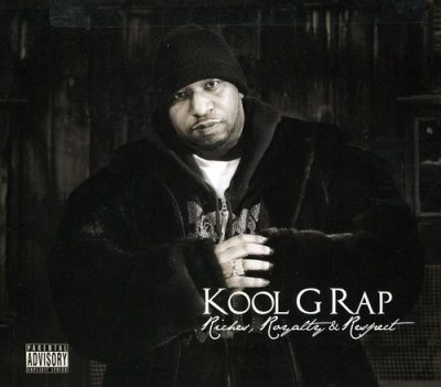 Kool G Rap – Riches, Royalty & Respect (CD) (2011) (FLAC + 320 kbps)
