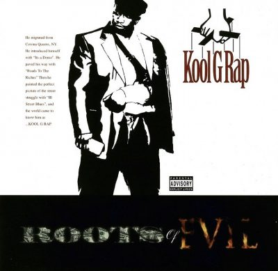 Kool G Rap – Roots Of Evil (CD) (1998) (FLAC + 320 kbps)