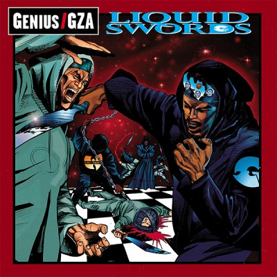 GZA/Genius – Liquid Swords (The Chess Box Deluxe Edition) (2xCD) (1995-2012) (FLAC + 320 kbps)