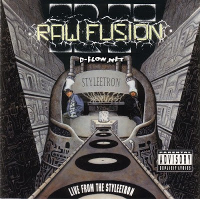 Raw Fusion – Live From The Styleetron (CD) (1991) (FLAC + 320 kbps)