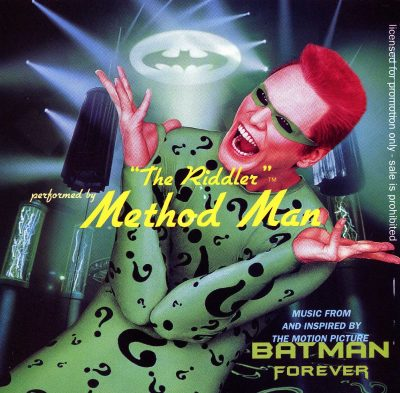 Method Man – The Riddler (CDS) (1995) (FLAC + 320 kbps)