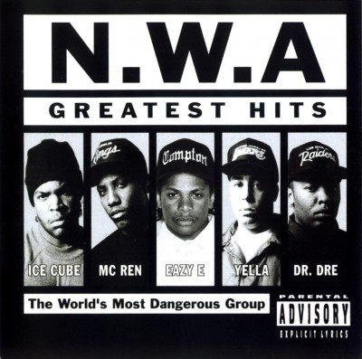 N.W.A – Greatest Hits (1996-2003) (Remastered CD) (FLAC + 320 kbps)