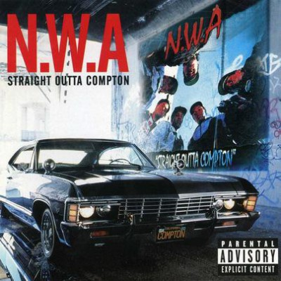 N.W.A - Straight Outta Compton (10th)
