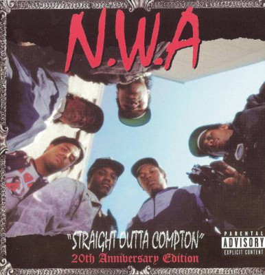 N.W.A. – Straight Outta Compton (20th Anniversary Edition CD) (1988-2007) (FLAC + 320 kbps)