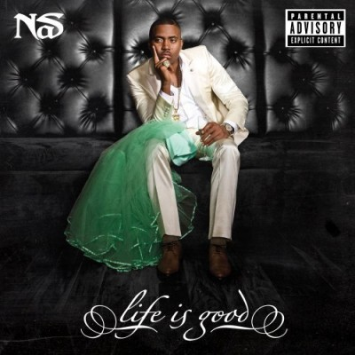 Nas – Life Is Good (Deluxe Edition) (CD) (2012) (FLAC + 320 kbps)