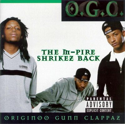 O.G.C. – The M-Pire Shrikez Back (CD) (1999) (FLAC + 320 kbps)