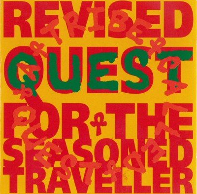 A Tribe Called Quest – Revised Quest For The Seasoned Traveller (CD) (1992) (FLAC + 320 kbps)