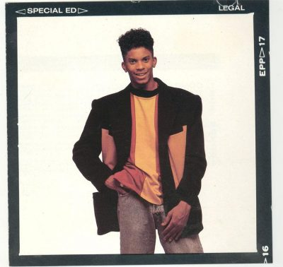 Special Ed – Legal (CD) (1990) (FLAC + 320 kbps)