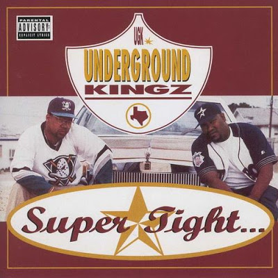 UGK – Super Tight… (CD) (1994) (FLAC + 320 kbps)