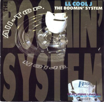 LL Cool J – The Boomin System (Promo CDS) (1990) (FLAC + 320 kbps)