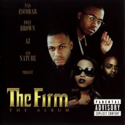 The Firm – The Album (CD) (1997) (FLAC + 320 kbps)