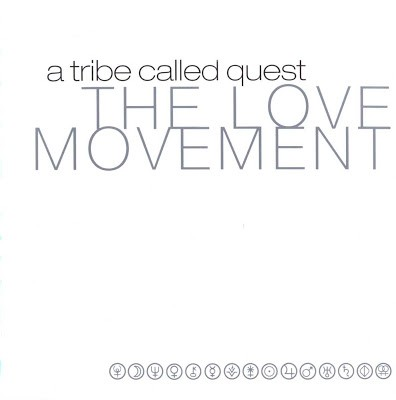 A Tribe Called Quest – The Love Movement (2xCD) (1998) (FLAC + 320 kbps)
