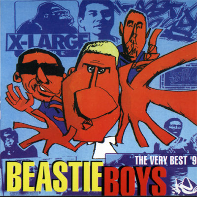 Beastie Boys – The Very Best '99 (CD) (1999) (FLAC + 320 kbps)