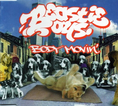 Beastie Boys – Body Movin' (CDS) (1998) (FLAC + 320 kbps)