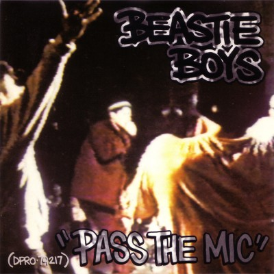 Beastie Boys – Pass The Mic (Promo CDS) (1992) (FLAC + 320 kbps)