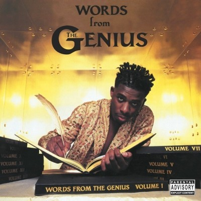 GZA – Words From The Genius (Reissue CD) (1991-2006) (FLAC + 320 kbps)