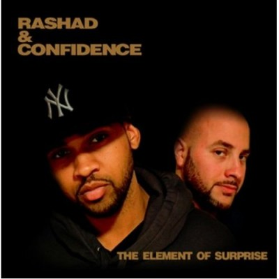 Rashad & Confidence – The Element Of Surprise (CD) (2011) (FLAC + 320 kbps)