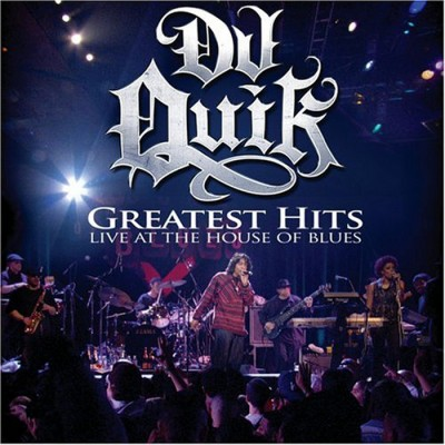 DJ Quik – Greatest Hits: Live At The House Of Blues (CD) (2006) (FLAC + 320 kbps)