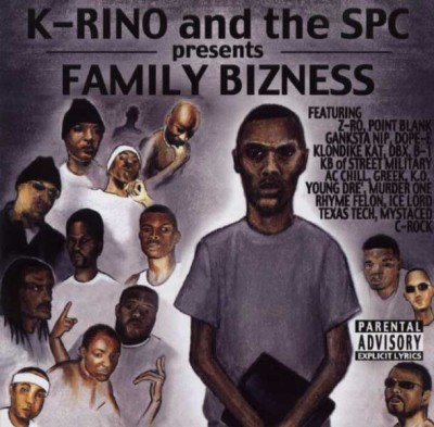 K-Rino & The SPC Presents – Family Bizness (CD) (2004) (FLAC + 320 kbps)