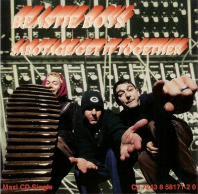 Beastie Boys – Sabotage / Get It Together (CDM) (1994) (FLAC + 320 kbps)