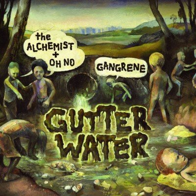 Gangrene – Gutter Water (CD) (2010) (FLAC + 320 kbps)