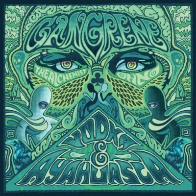 Gangrene – Vodka & Ayahuasca (CD) (2012) (FLAC + 320 kbps)