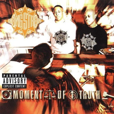 Gang Starr – Moment Of Truth (CD) (1998) (FLAC + 320 kbps)