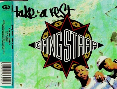 Gang Starr – Take A Rest (UK CDS) (1991) (FLAC + 320 kbps)